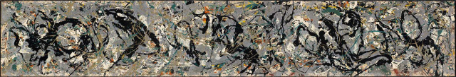 Jackson Pollock: inspiration for Splatter